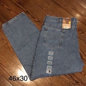 CARHARTT Relaxed Fit Tapered Leg Jean 46x30 NWT